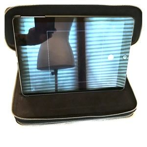 Coach iPad Case / Stand, Portfolio